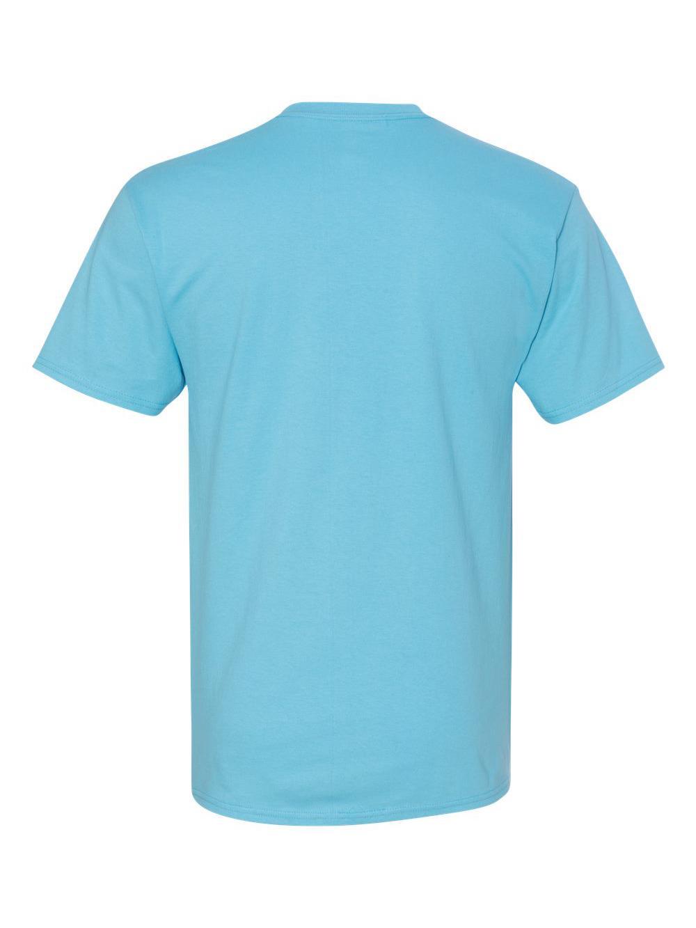 Hanes-Tagless-T-Shirt-5250 thumbnail 13