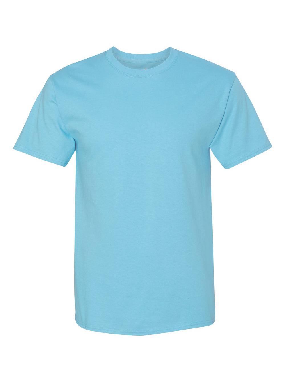 Hanes-Tagless-T-Shirt-5250 thumbnail 12