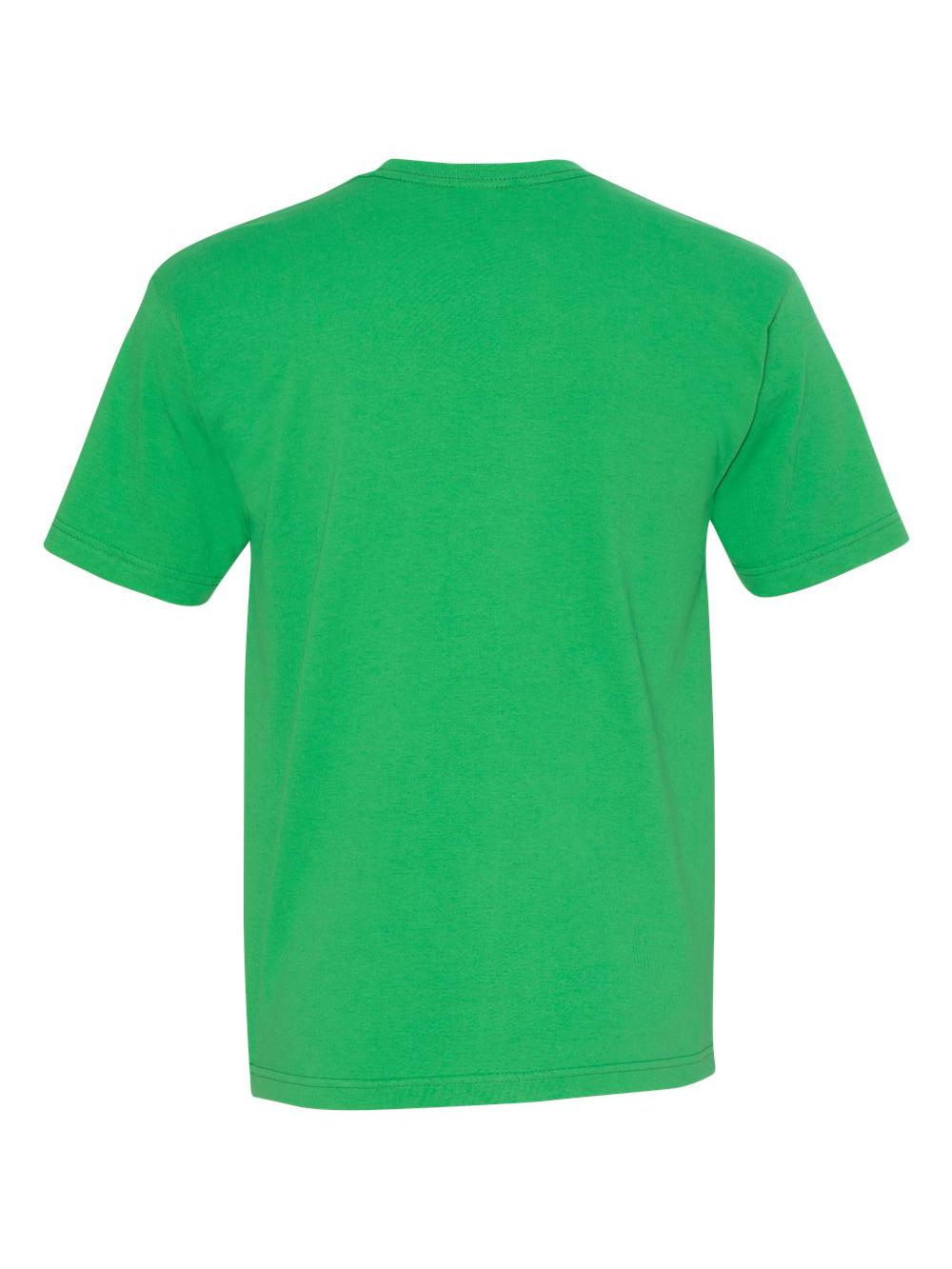 Bayside-USA-Made-100-Cotton-Short-Sleeve-T-Shirt-5040 thumbnail 19