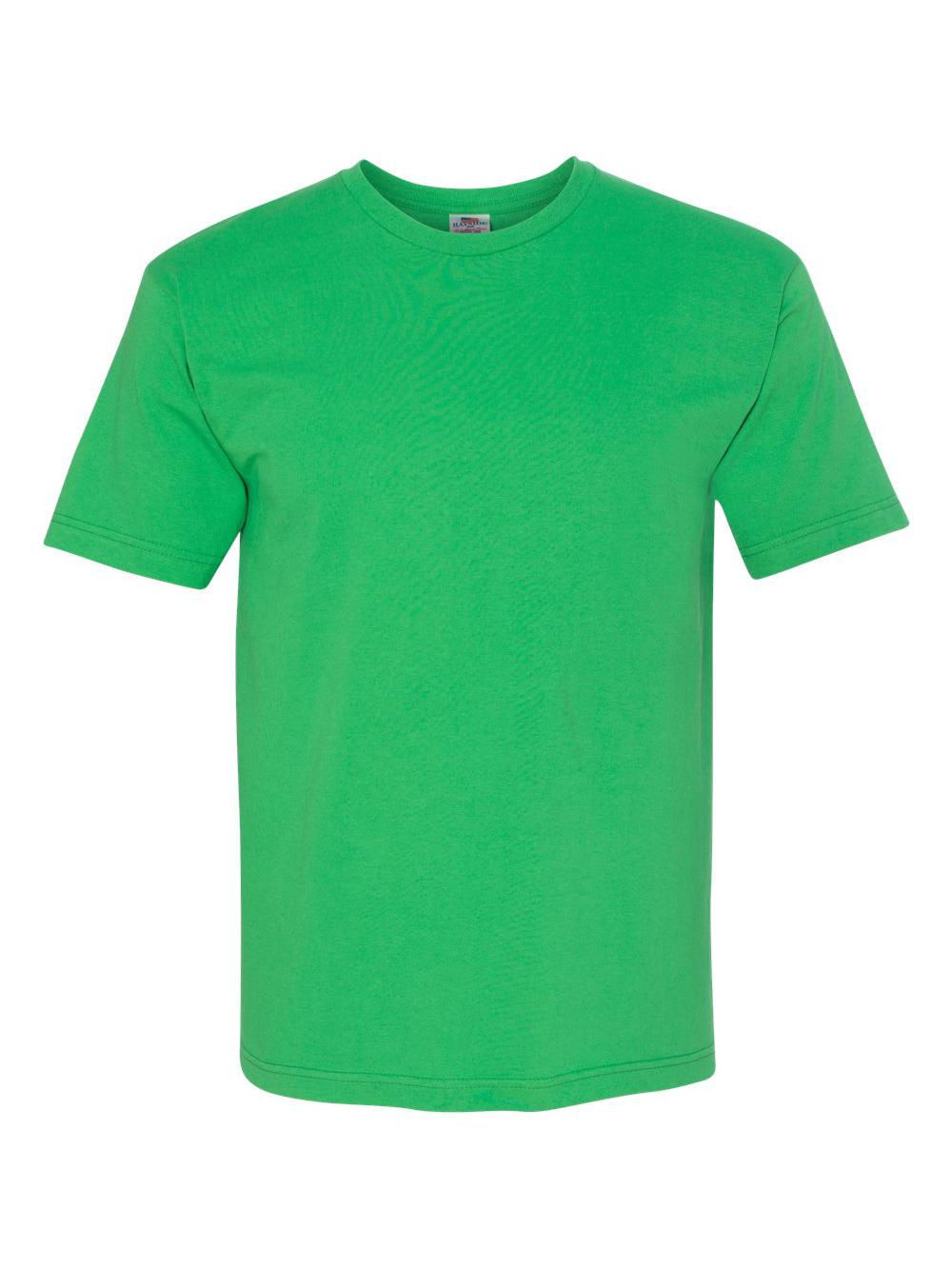 Bayside-USA-Made-100-Cotton-Short-Sleeve-T-Shirt-5040 thumbnail 18