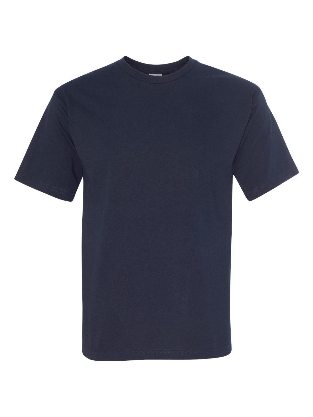 Bayside-USA-Made-100-Cotton-Short-Sleeve-T-Shirt-5040 thumbnail 15