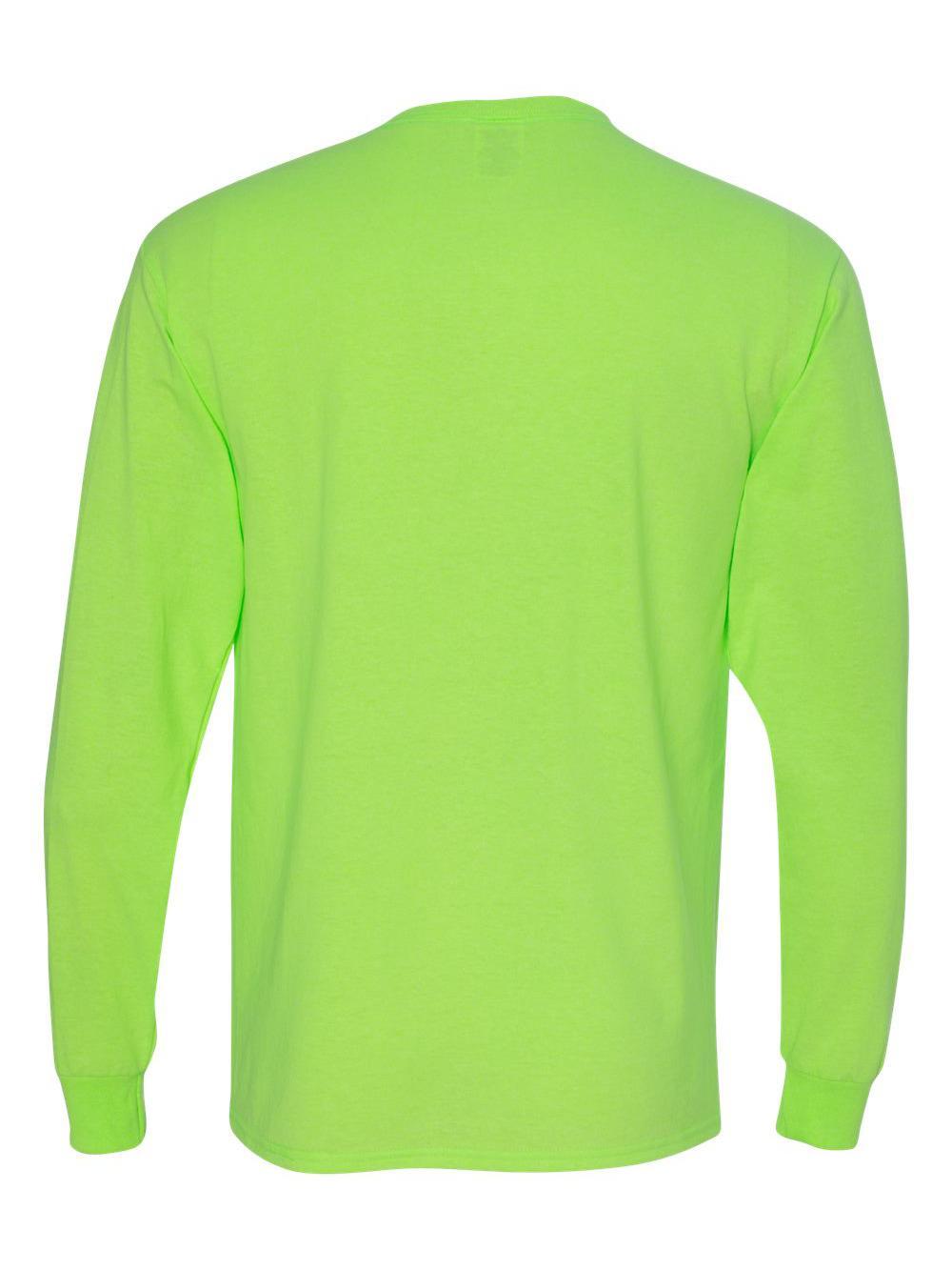 Jerzees-Dri-Power-Long-Sleeve-50-50-T-Shirt-29LSR thumbnail 61