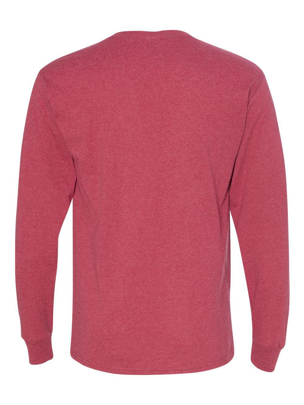 Jerzees-Dri-Power-Long-Sleeve-50-50-T-Shirt-29LSR thumbnail 88