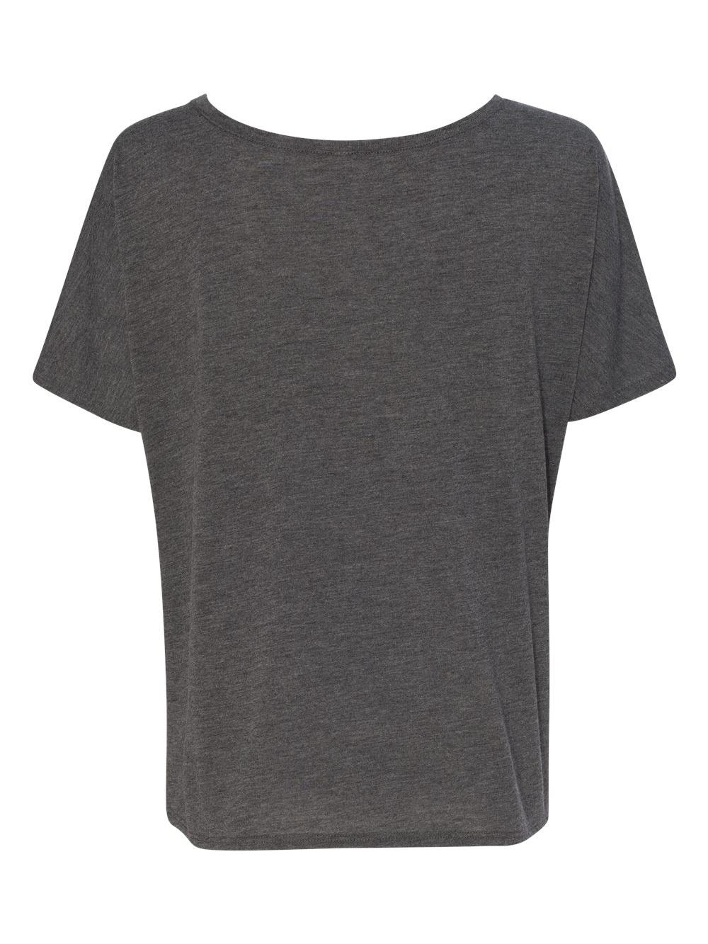 Bella-Canvas-Women-039-s-Slouchy-Tee-8816 thumbnail 25