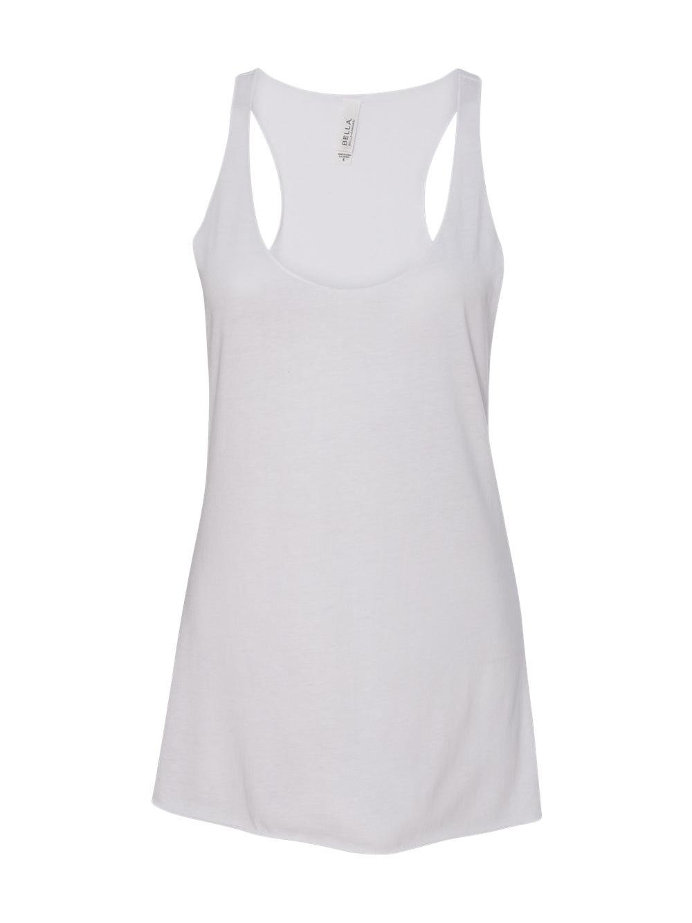 Bella-Canvas-Women-039-s-Triblend-Racerback-Tank-8430 thumbnail 60
