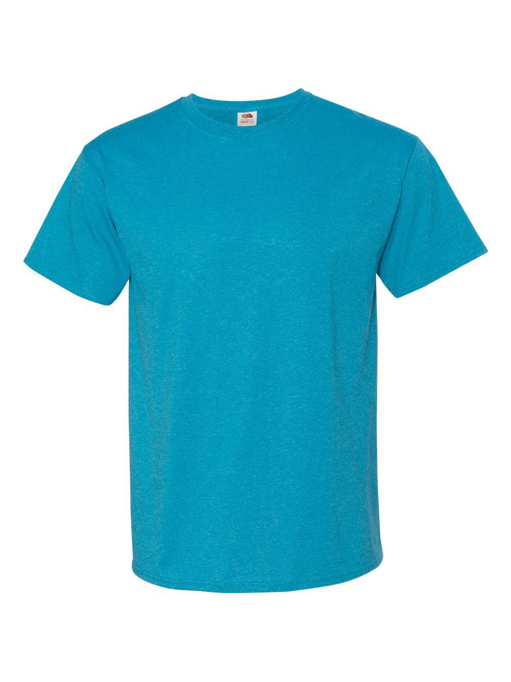 Fruit-of-the-Loom-HD-Cotton-Short-Sleeve-T-Shirt-3930R thumbnail 135
