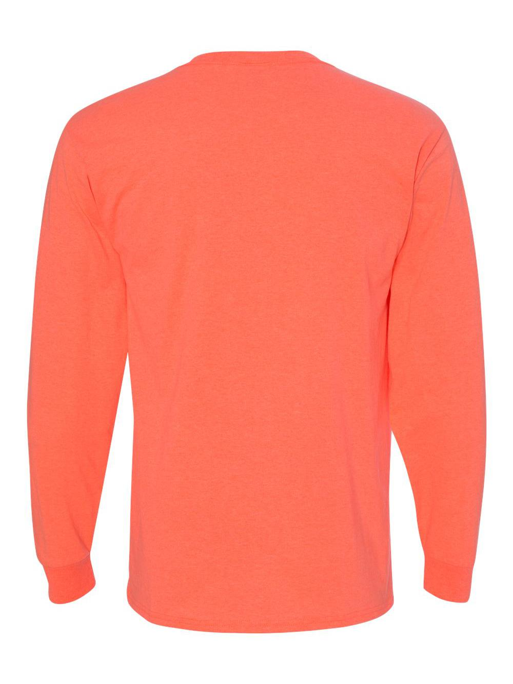 Fruit-of-the-Loom-HD-Cotton-Long-Sleeve-T-Shirt-4930R thumbnail 61