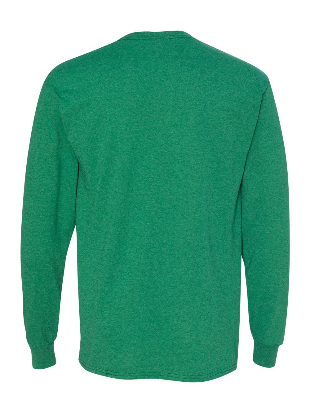 Fruit-of-the-Loom-HD-Cotton-Long-Sleeve-T-Shirt-4930R thumbnail 64