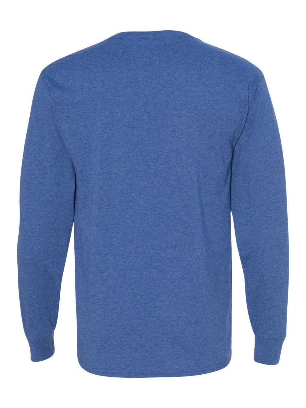 Fruit-of-the-Loom-HD-Cotton-Long-Sleeve-T-Shirt-4930R thumbnail 67