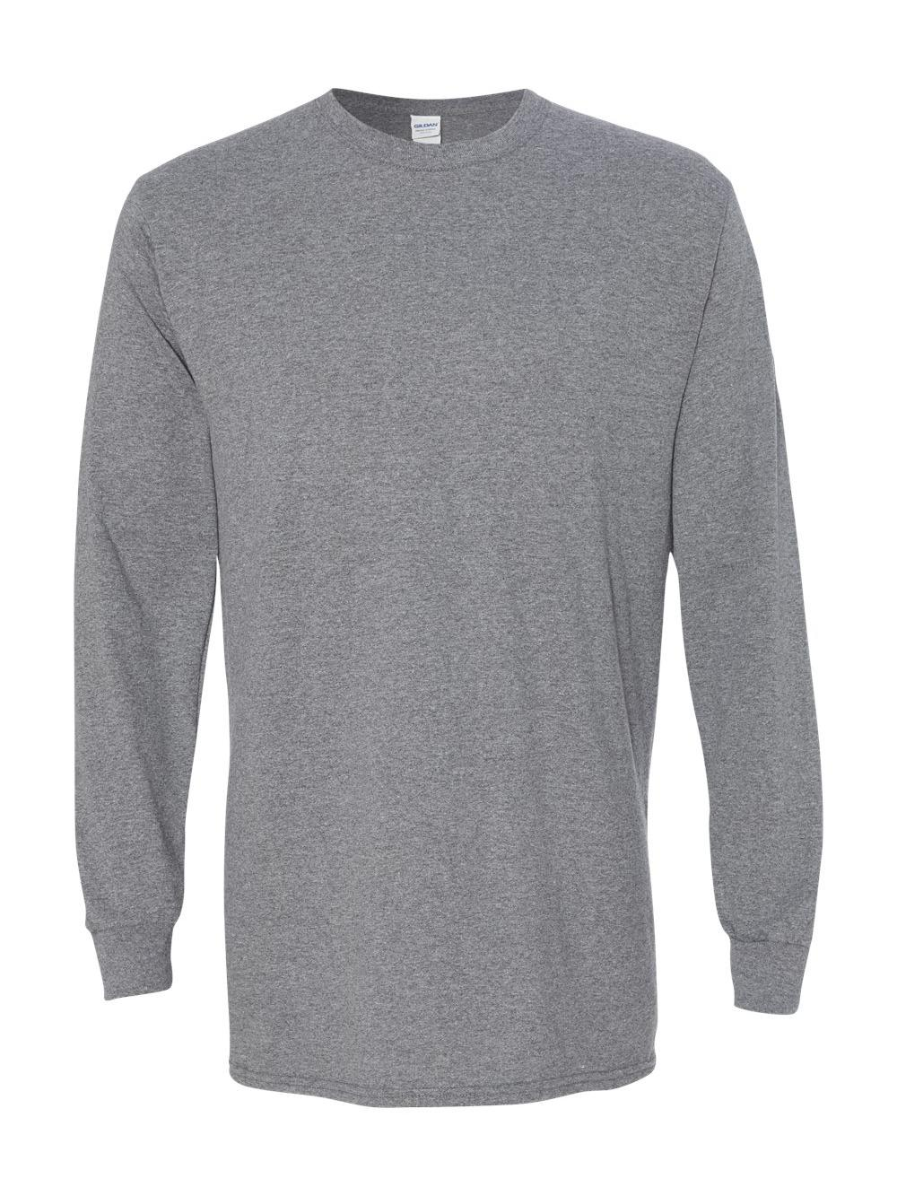 Gildan-Heavy-Cotton-Long-Sleeve-T-Shirt-5400 thumbnail 24