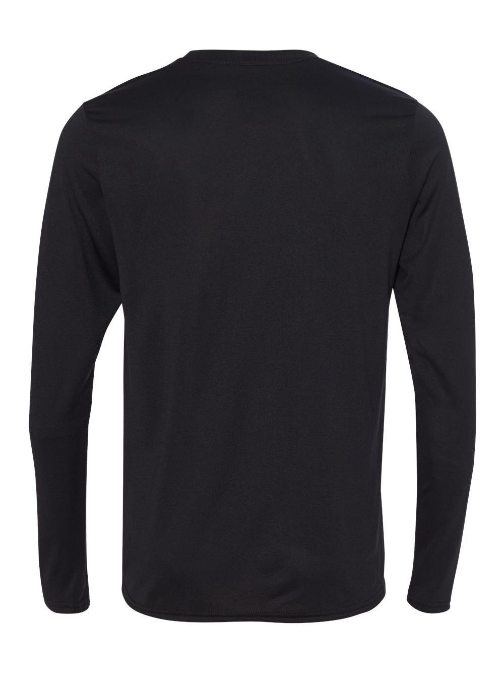 Gildan-Tech-Performance-Long-Sleeve-T-Shirt-47400 thumbnail 4