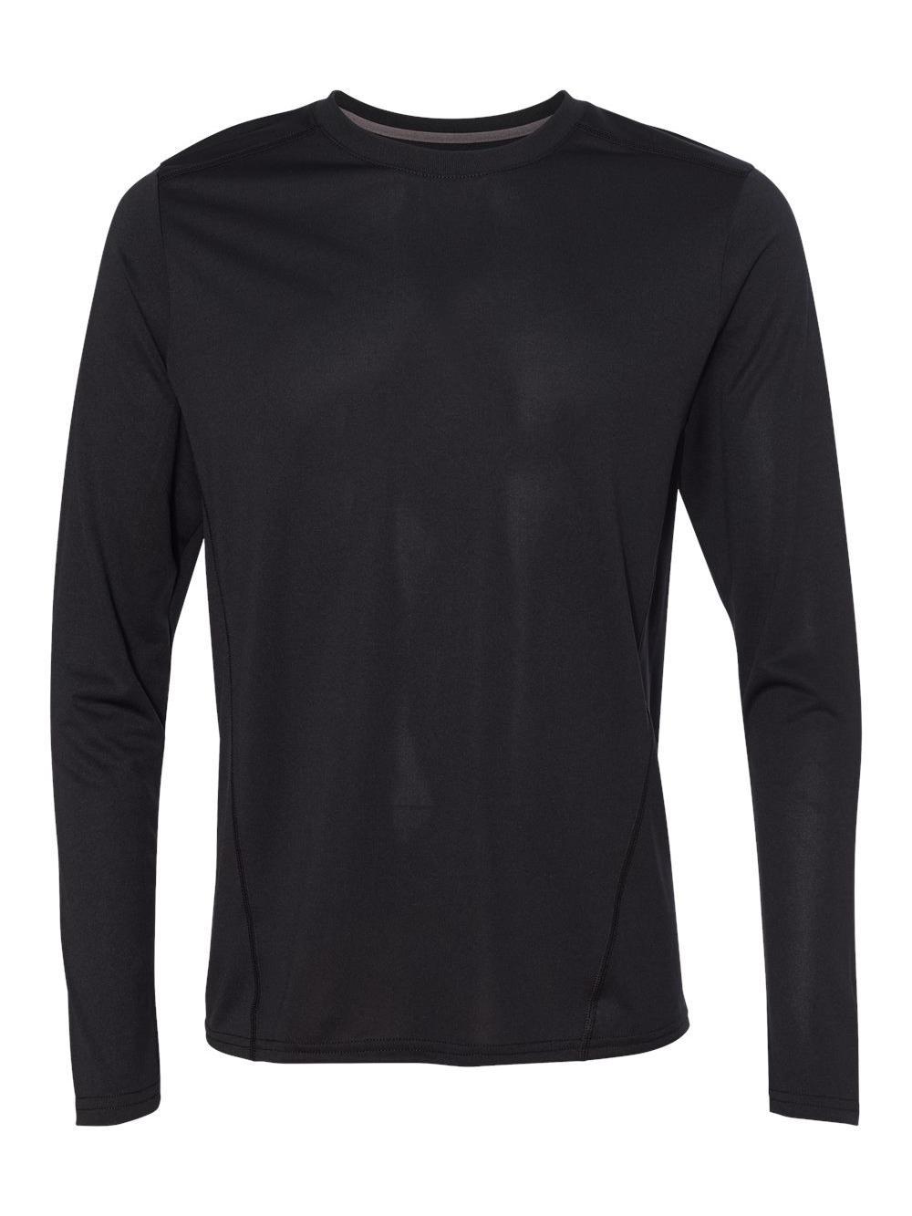 Gildan-Tech-Performance-Long-Sleeve-T-Shirt-47400 miniatura 3