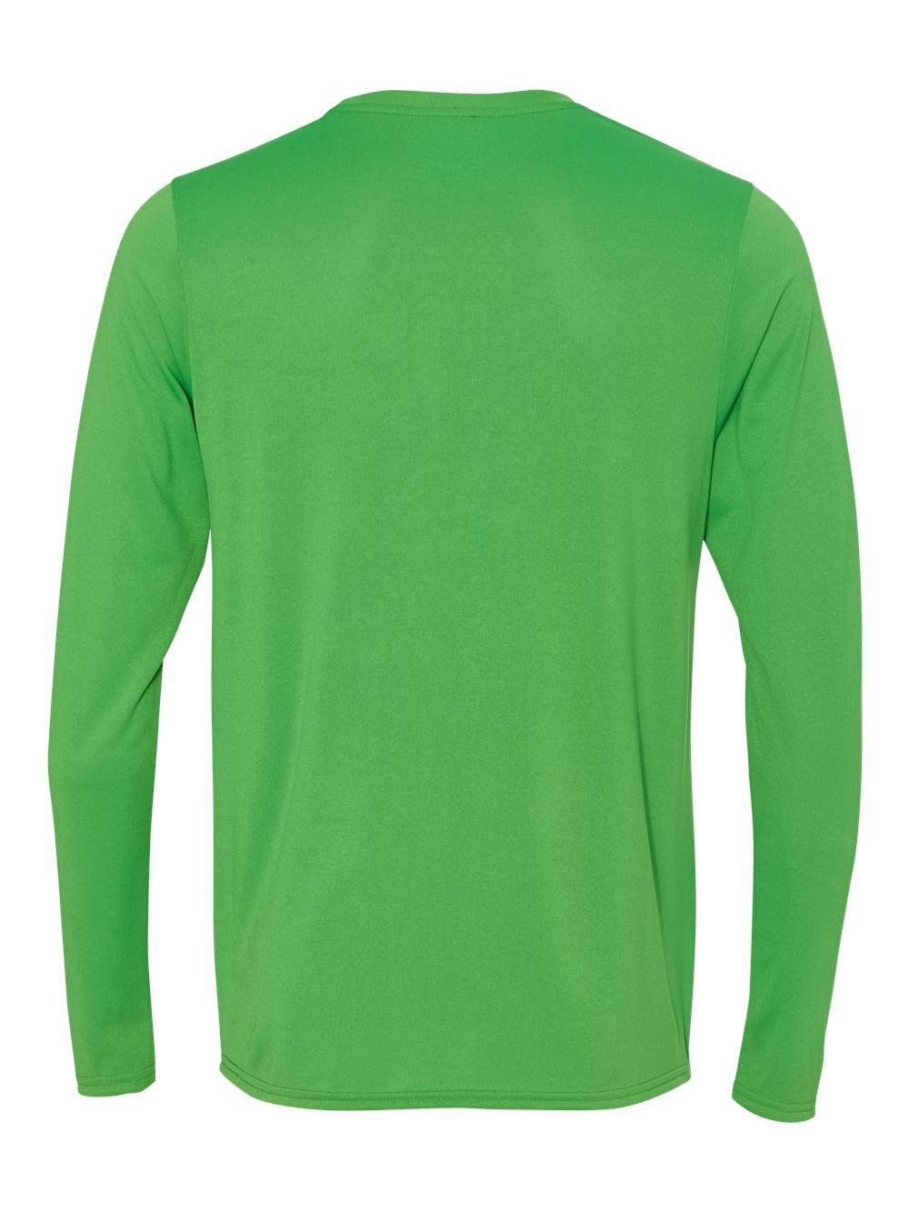 Gildan-Tech-Performance-Long-Sleeve-T-Shirt-47400 miniatura 7
