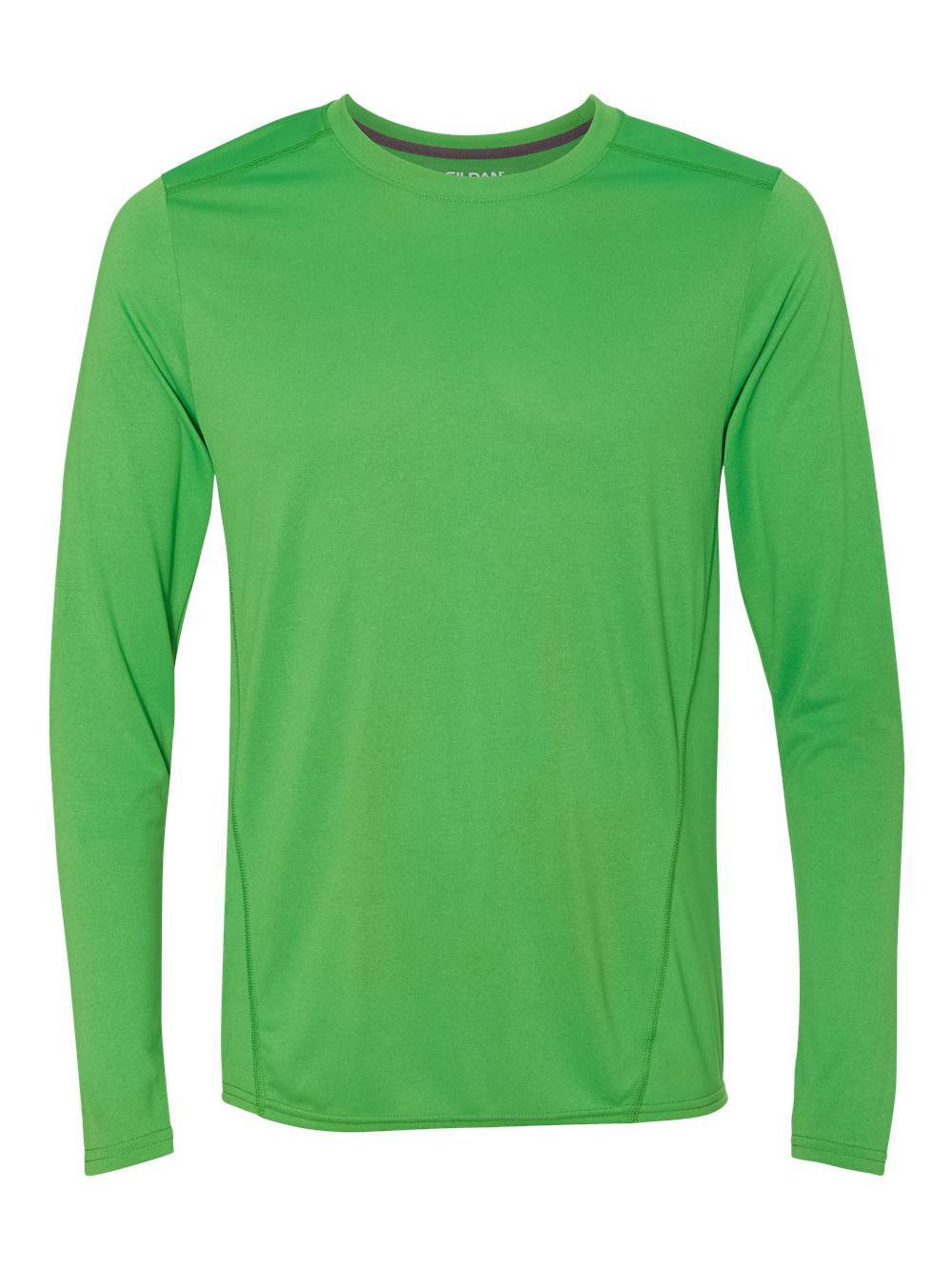 Gildan-Tech-Performance-Long-Sleeve-T-Shirt-47400 miniatura 6