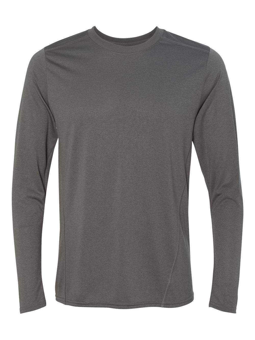 Gildan-Tech-Performance-Long-Sleeve-T-Shirt-47400 miniatura 9