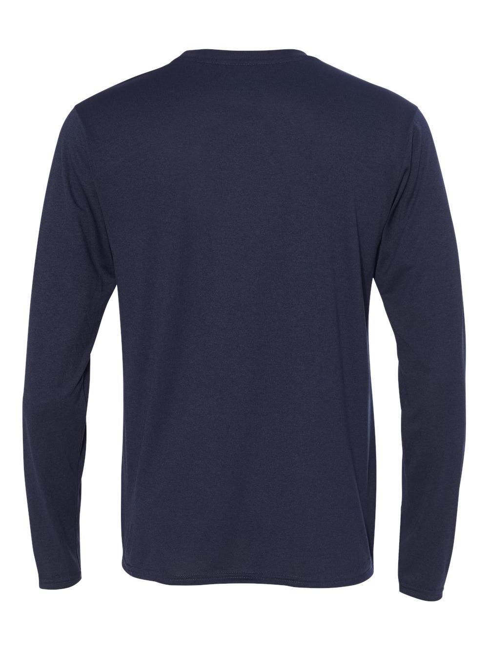 Gildan-Tech-Performance-Long-Sleeve-T-Shirt-47400 miniatura 13