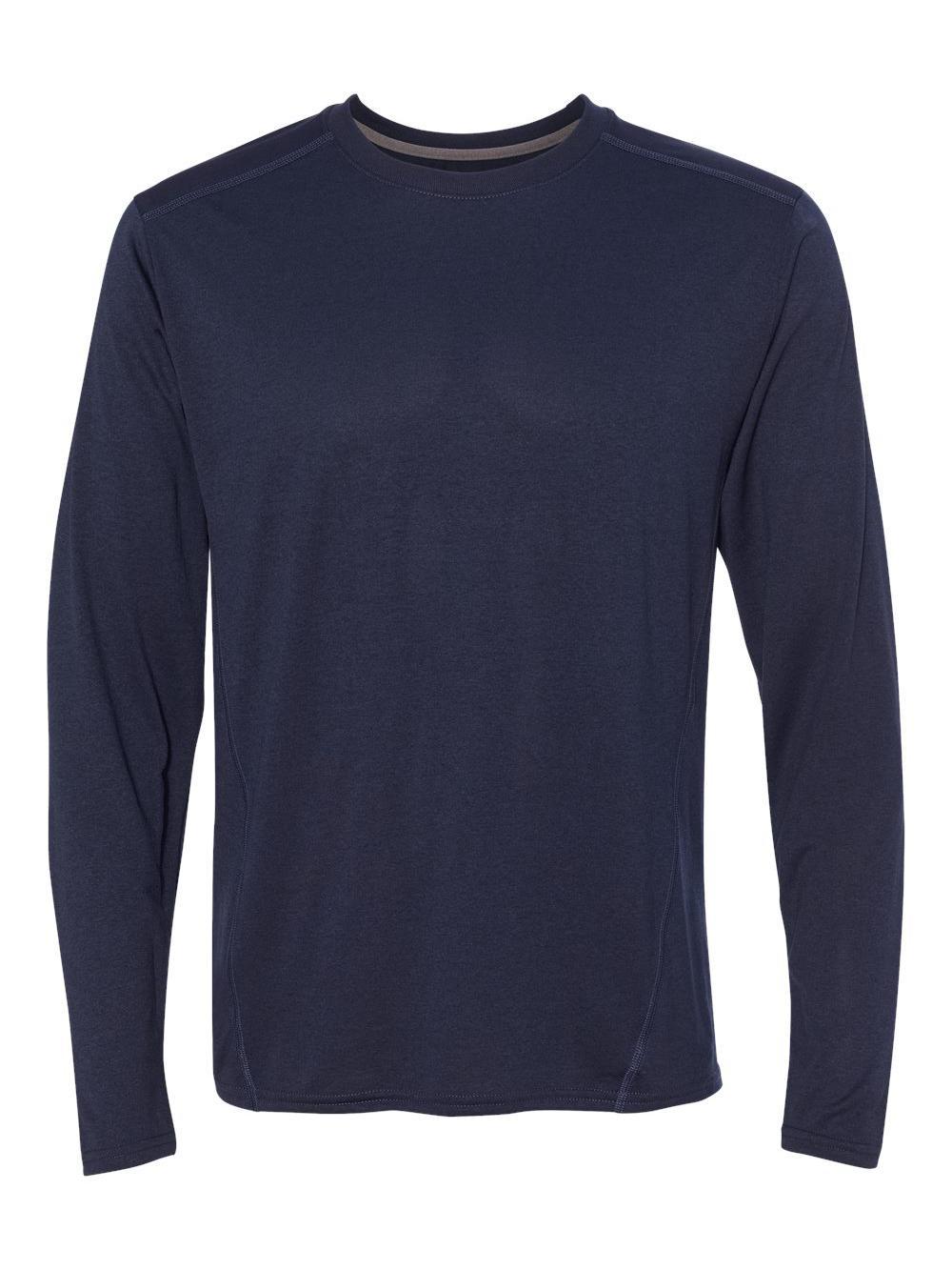 Gildan-Tech-Performance-Long-Sleeve-T-Shirt-47400 miniatura 12