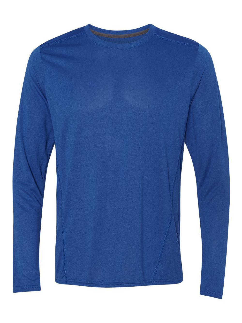 Gildan-Tech-Performance-Long-Sleeve-T-Shirt-47400 miniatura 18