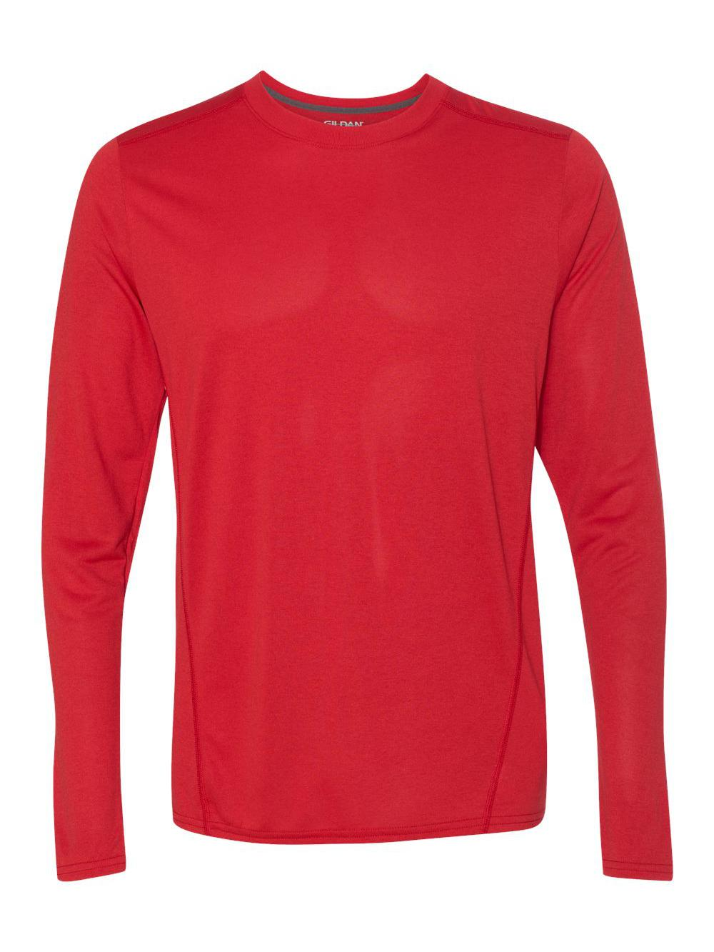 Gildan-Tech-Performance-Long-Sleeve-T-Shirt-47400 thumbnail 21
