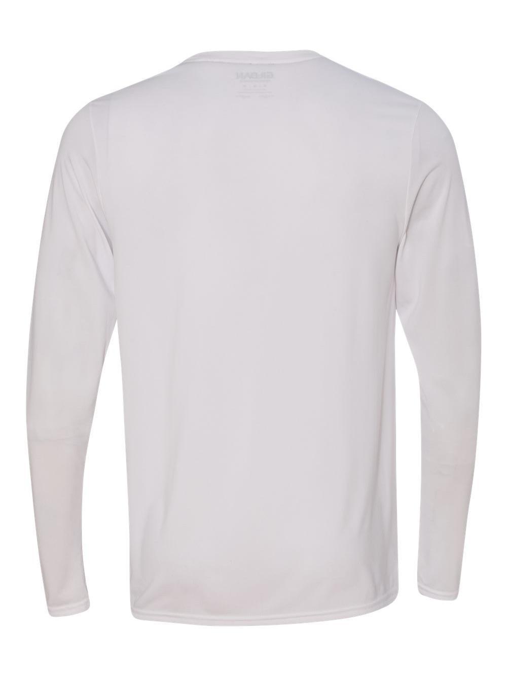 Gildan-Tech-Performance-Long-Sleeve-T-Shirt-47400 miniatura 25