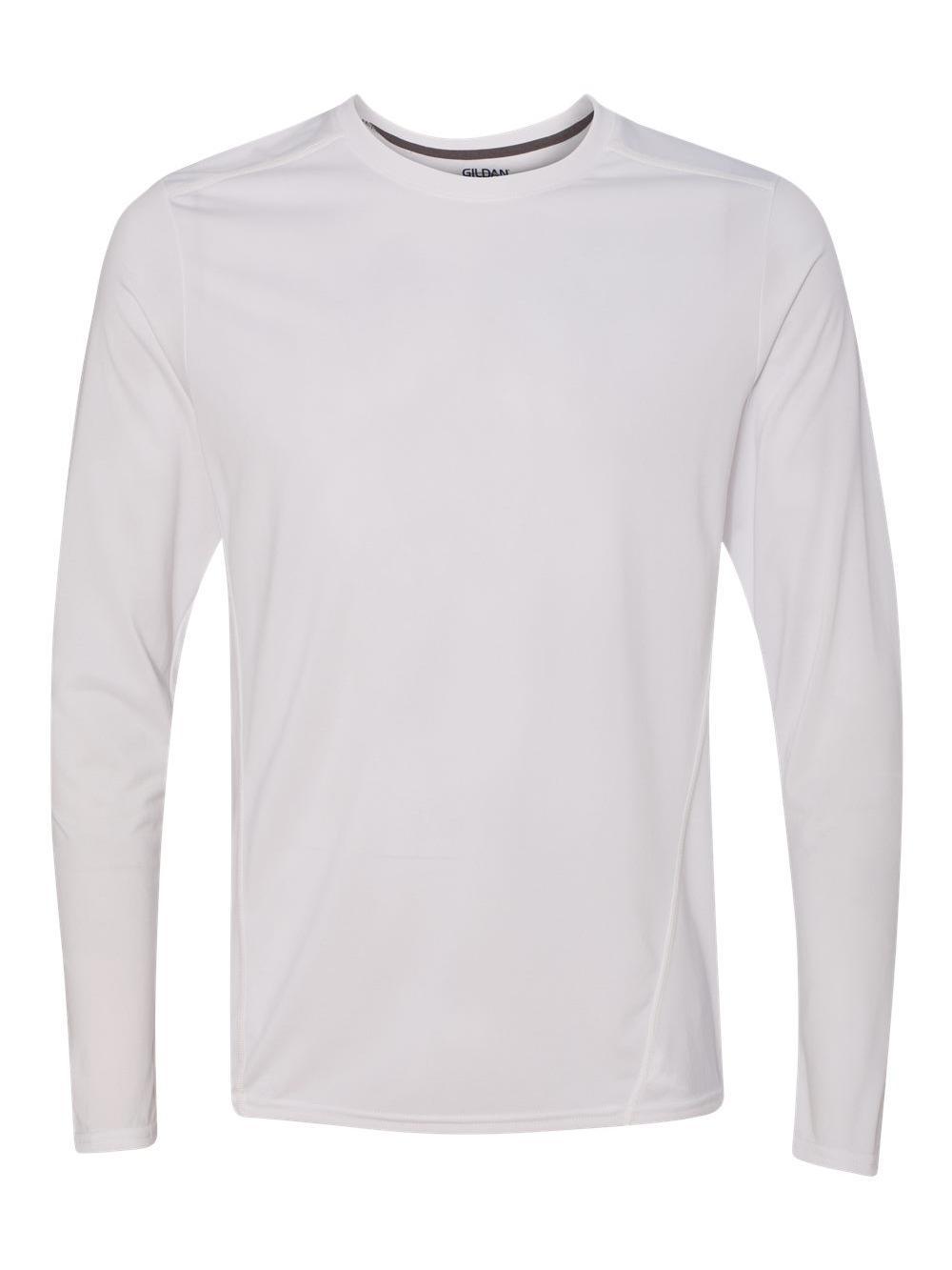 Gildan-Tech-Performance-Long-Sleeve-T-Shirt-47400 miniatura 24