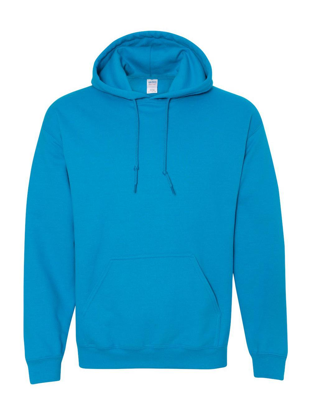 Gildan-Heavy-Blend-Hooded-Sweatshirt-18500 miniatura 111