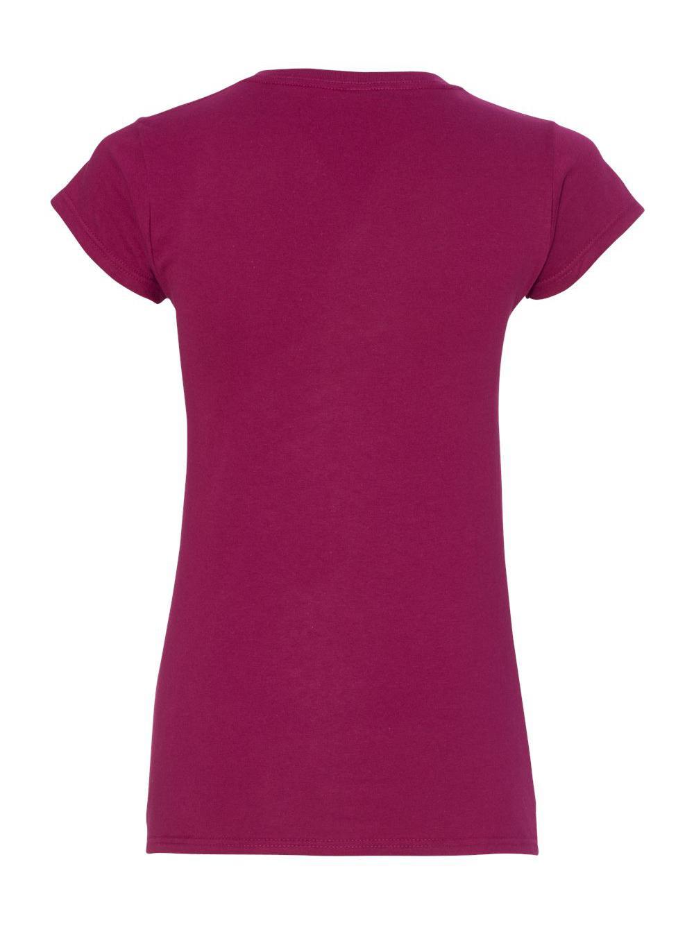 Gildan-Softstyle-Women-039-s-T-Shirt-64000L thumbnail 10