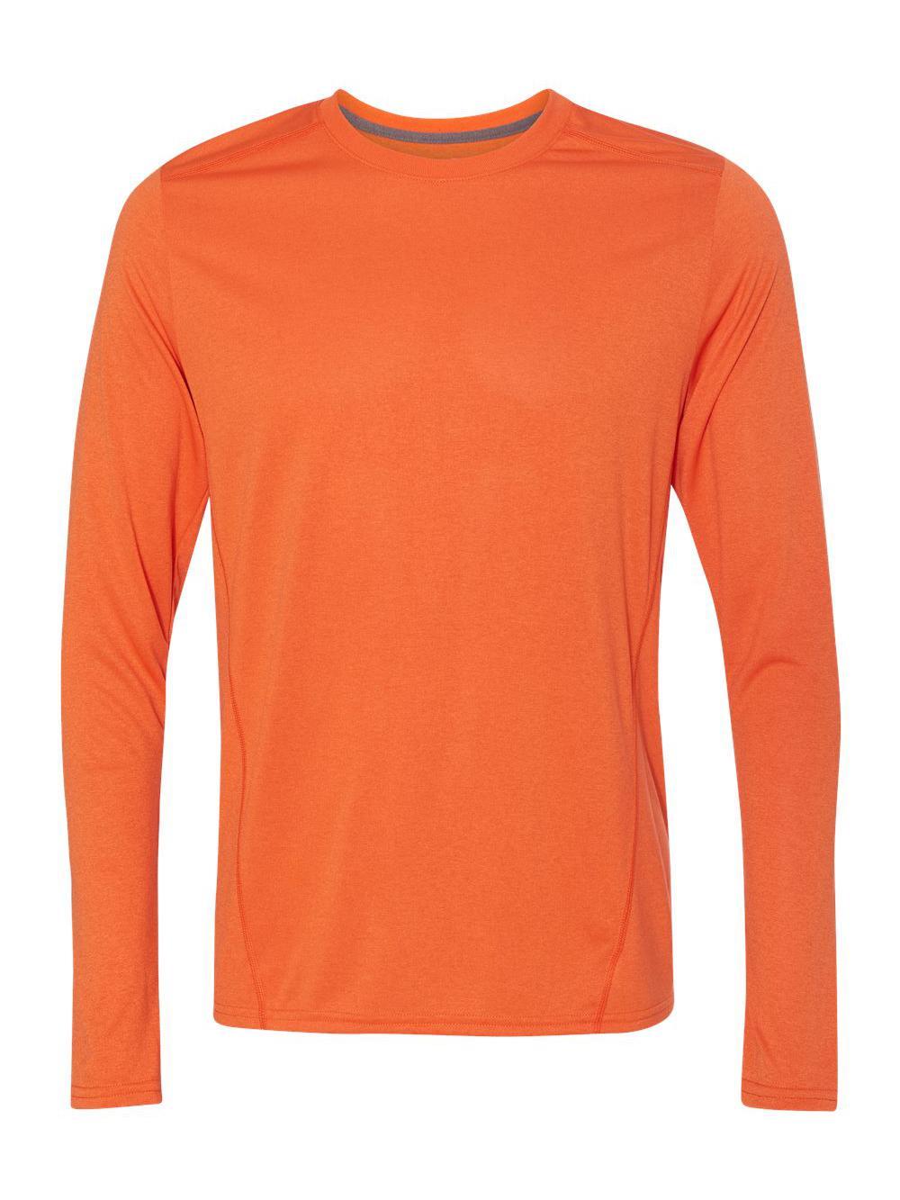 Gildan-Tech-Performance-Long-Sleeve-T-Shirt-47400 miniatura 15