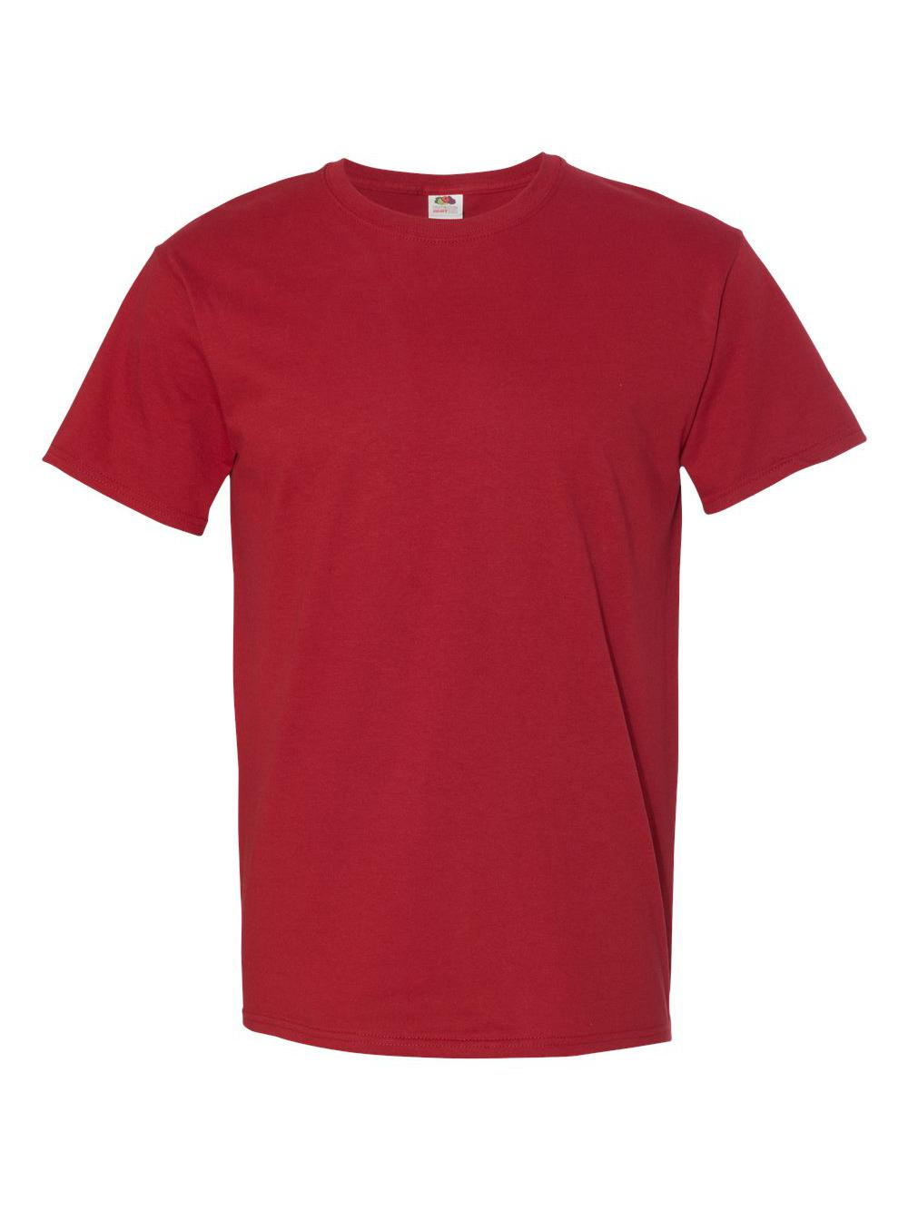 Fruit-of-the-Loom-HD-Cotton-Short-Sleeve-T-Shirt-3930R thumbnail 39