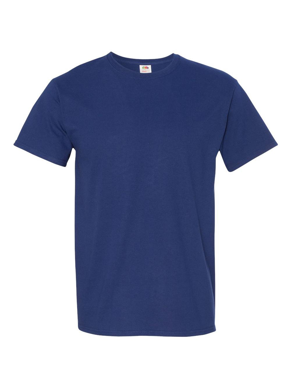 Fruit-of-the-Loom-HD-Cotton-Short-Sleeve-T-Shirt-3930R thumbnail 3
