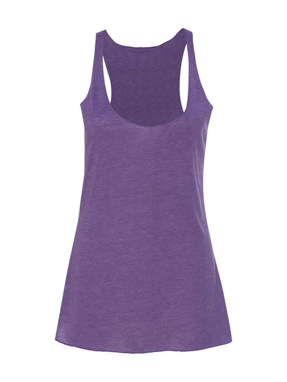 Bella-Canvas-Women-039-s-Triblend-Racerback-Tank-8430 thumbnail 48