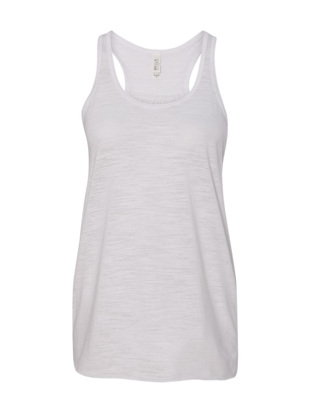 Bella-Canvas-Women-039-s-Flowy-Racerback-Tank-8800 thumbnail 114
