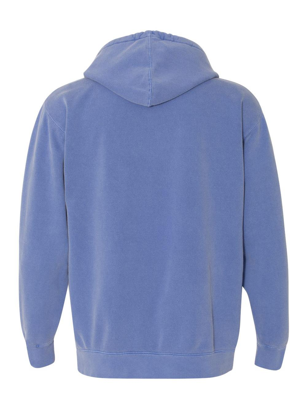Comfort-Colors-Garment-Dyed-Hooded-Pullover-Sweatshirt-1567 thumbnail 16