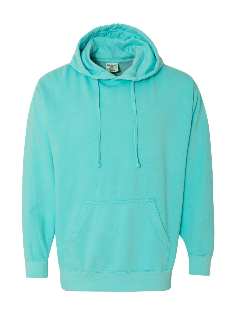 Comfort-Colors-Garment-Dyed-Hooded-Pullover-Sweatshirt-1567 thumbnail 21