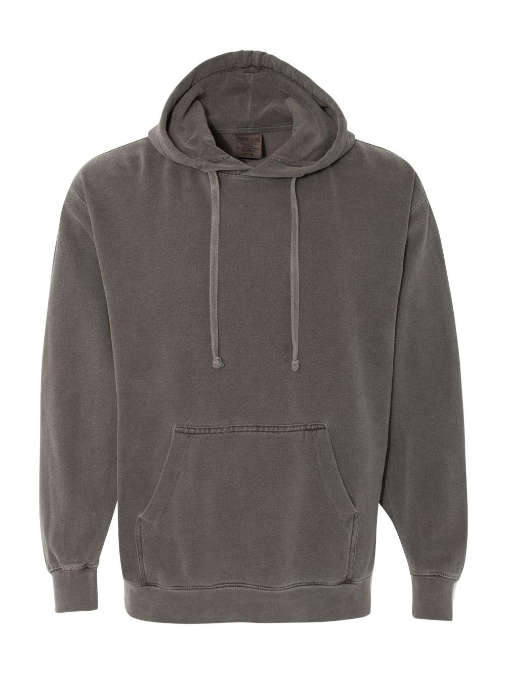 Comfort-Colors-Garment-Dyed-Hooded-Pullover-Sweatshirt-1567 thumbnail 26