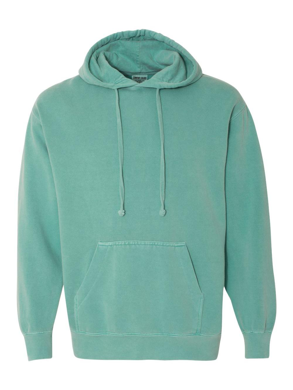 Comfort-Colors-Garment-Dyed-Hooded-Pullover-Sweatshirt-1567 thumbnail 29