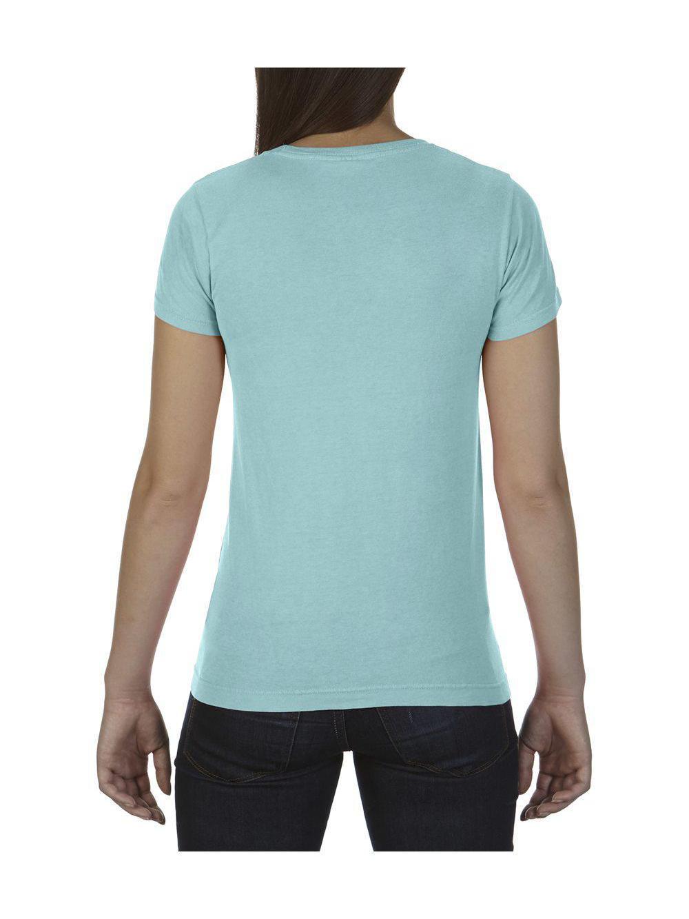 Comfort-Colors-Pigment-Dyed-Ringspun-Women-039-s-Short-Sleeve-T-Shirt-3333 thumbnail 9