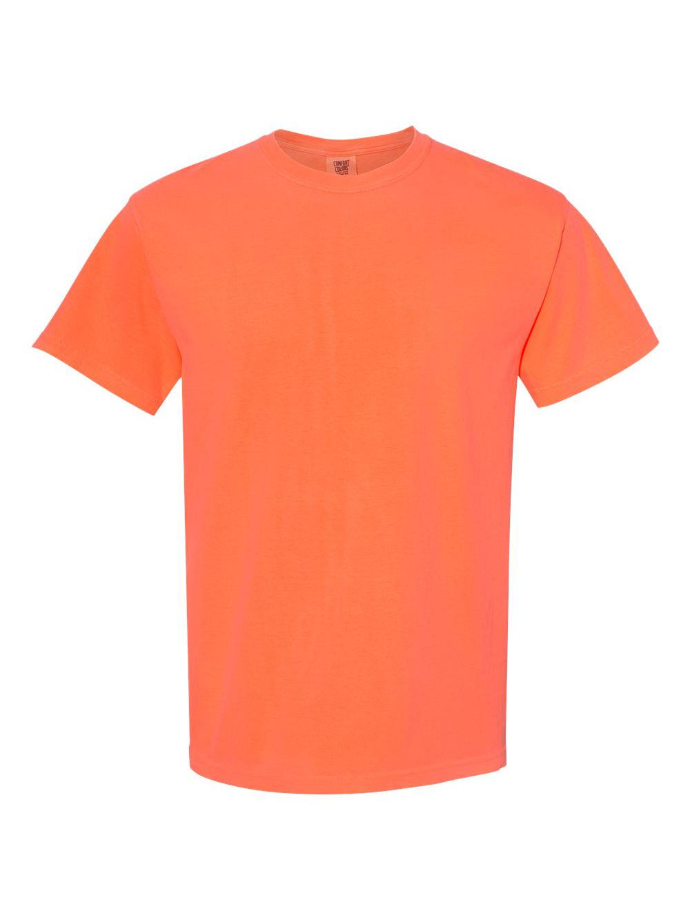 Comfort-Colors-Garment-Dyed-Short-Sleeve-T-Shirt-5500 thumbnail 21