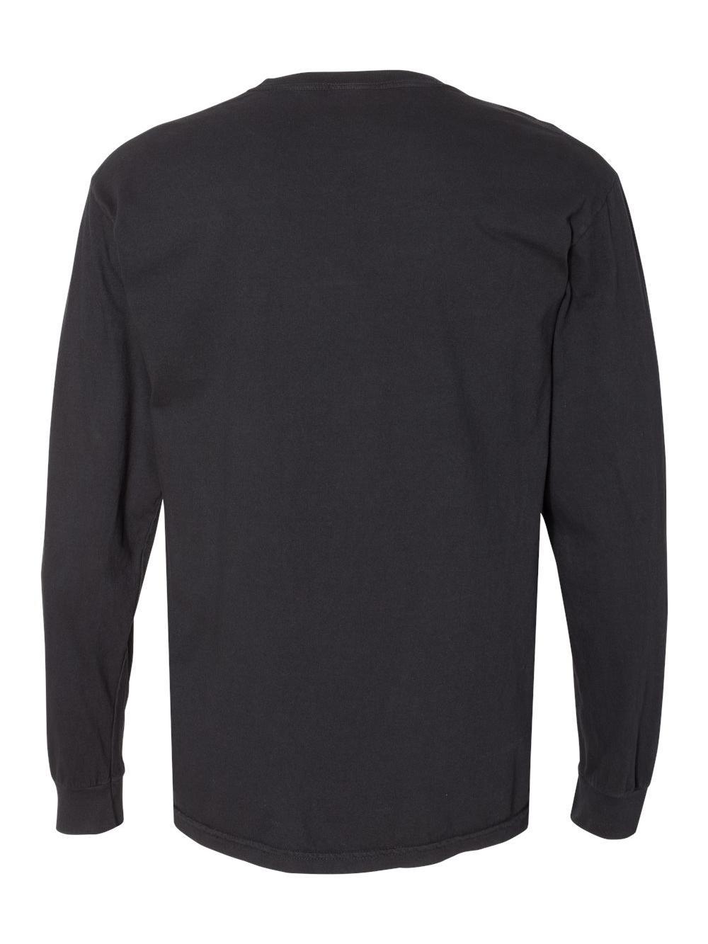 Comfort-Colors-Garment-Dyed-Heavyweight-Ringspun-Long-Sleeve-T-Shirt-6014 thumbnail 7