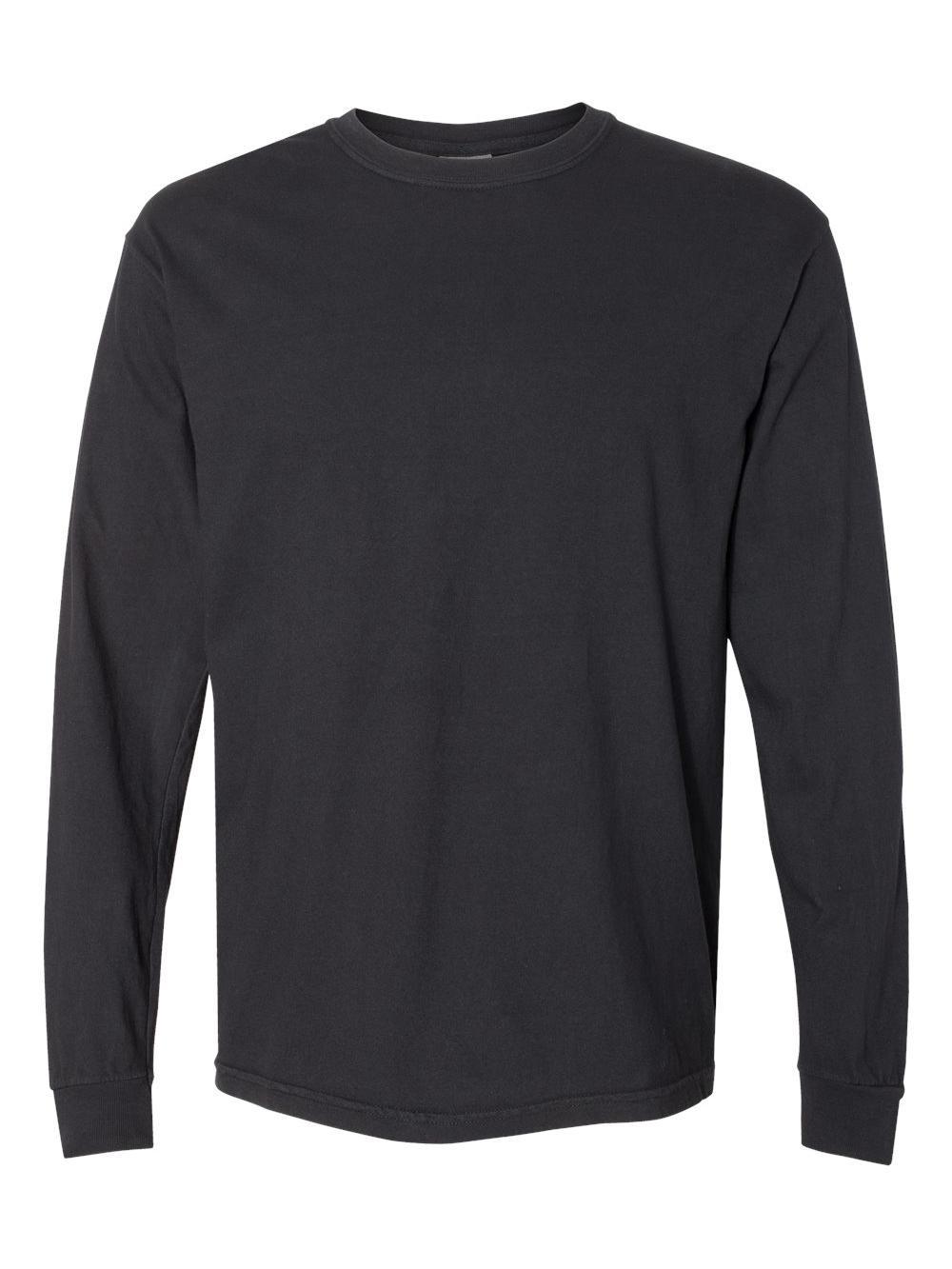 Comfort-Colors-Garment-Dyed-Heavyweight-Ringspun-Long-Sleeve-T-Shirt-6014 thumbnail 6