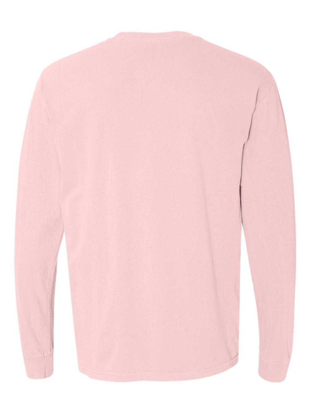 Comfort-Colors-Garment-Dyed-Heavyweight-Ringspun-Long-Sleeve-T-Shirt-6014 thumbnail 10