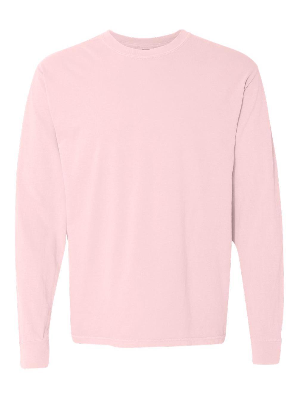 Comfort-Colors-Garment-Dyed-Heavyweight-Ringspun-Long-Sleeve-T-Shirt-6014 thumbnail 9