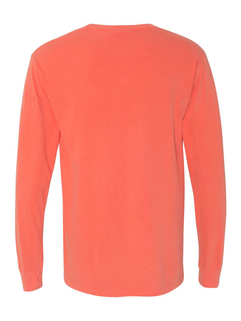 Comfort-Colors-Garment-Dyed-Heavyweight-Ringspun-Long-Sleeve-T-Shirt-6014 thumbnail 19