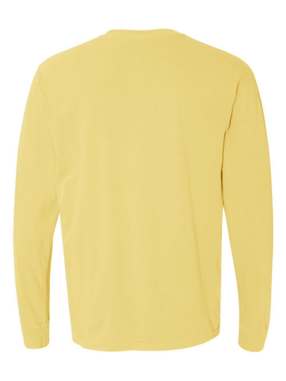 Comfort-Colors-Garment-Dyed-Heavyweight-Ringspun-Long-Sleeve-T-Shirt-6014 thumbnail 22