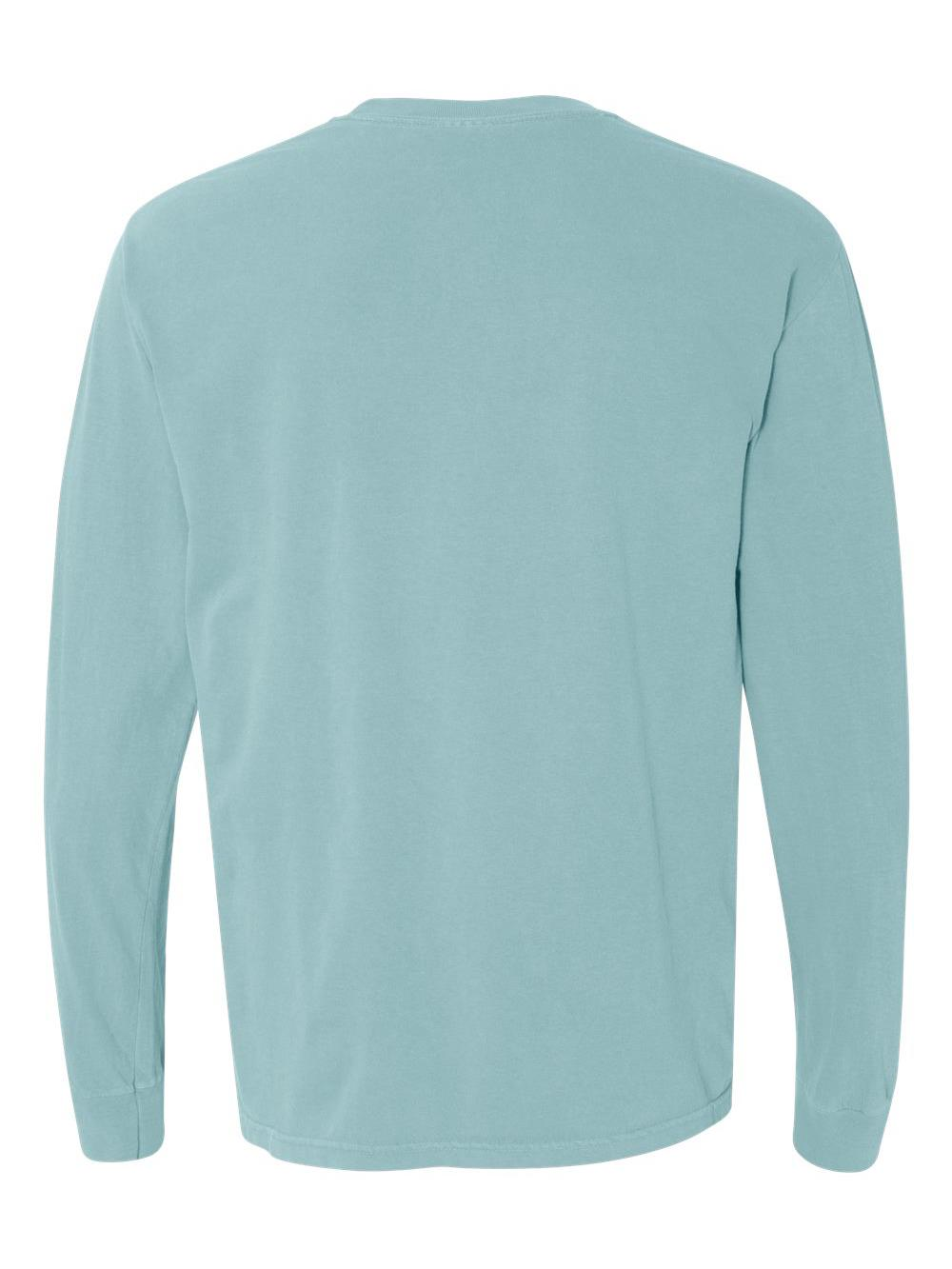 Comfort-Colors-Garment-Dyed-Heavyweight-Ringspun-Long-Sleeve-T-Shirt-6014 thumbnail 25