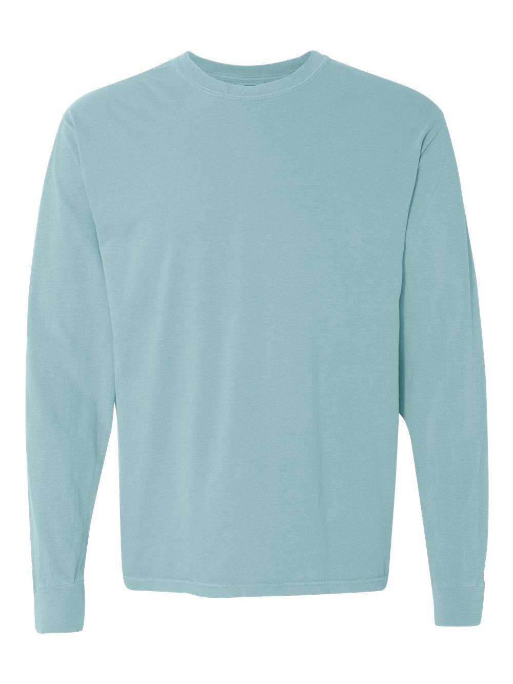 Comfort-Colors-Garment-Dyed-Heavyweight-Ringspun-Long-Sleeve-T-Shirt-6014 thumbnail 24