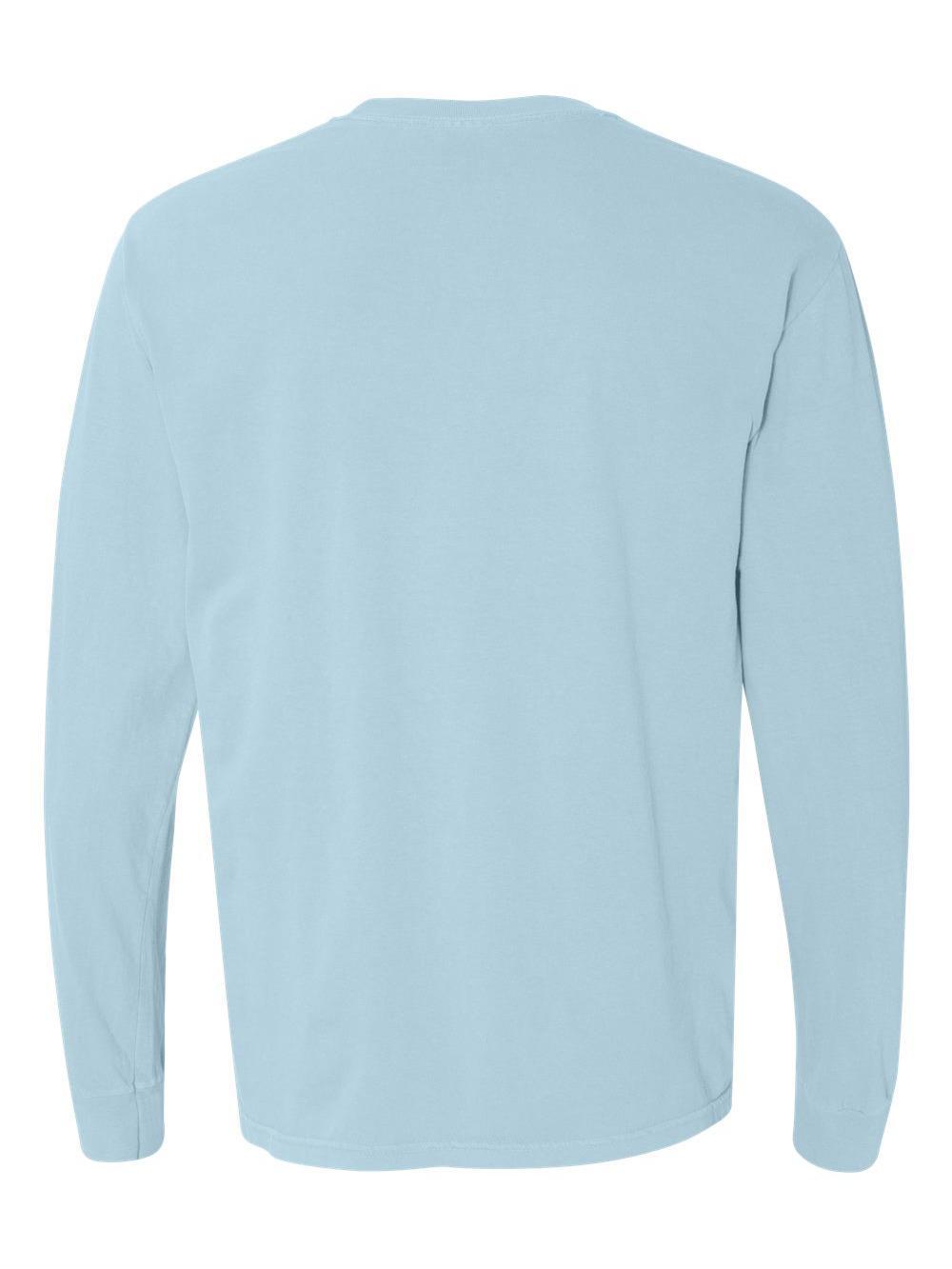 Comfort-Colors-Garment-Dyed-Heavyweight-Ringspun-Long-Sleeve-T-Shirt-6014 thumbnail 28