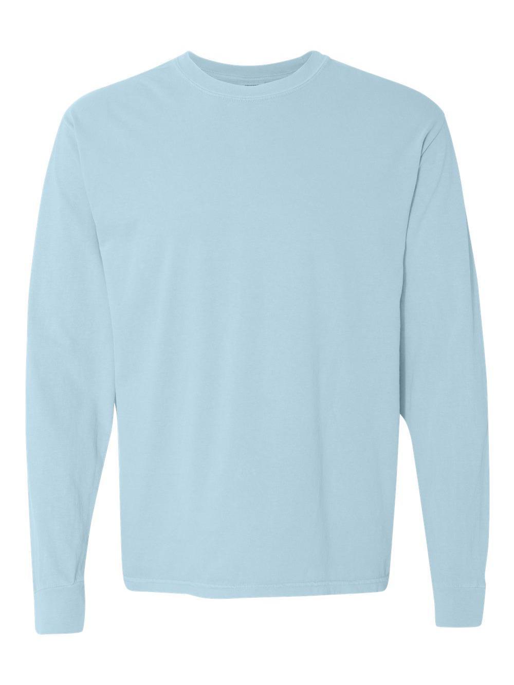 Comfort-Colors-Garment-Dyed-Heavyweight-Ringspun-Long-Sleeve-T-Shirt-6014 thumbnail 27