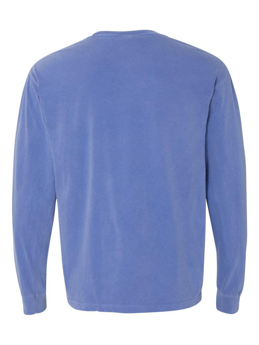 Comfort-Colors-Garment-Dyed-Heavyweight-Ringspun-Long-Sleeve-T-Shirt-6014 thumbnail 34