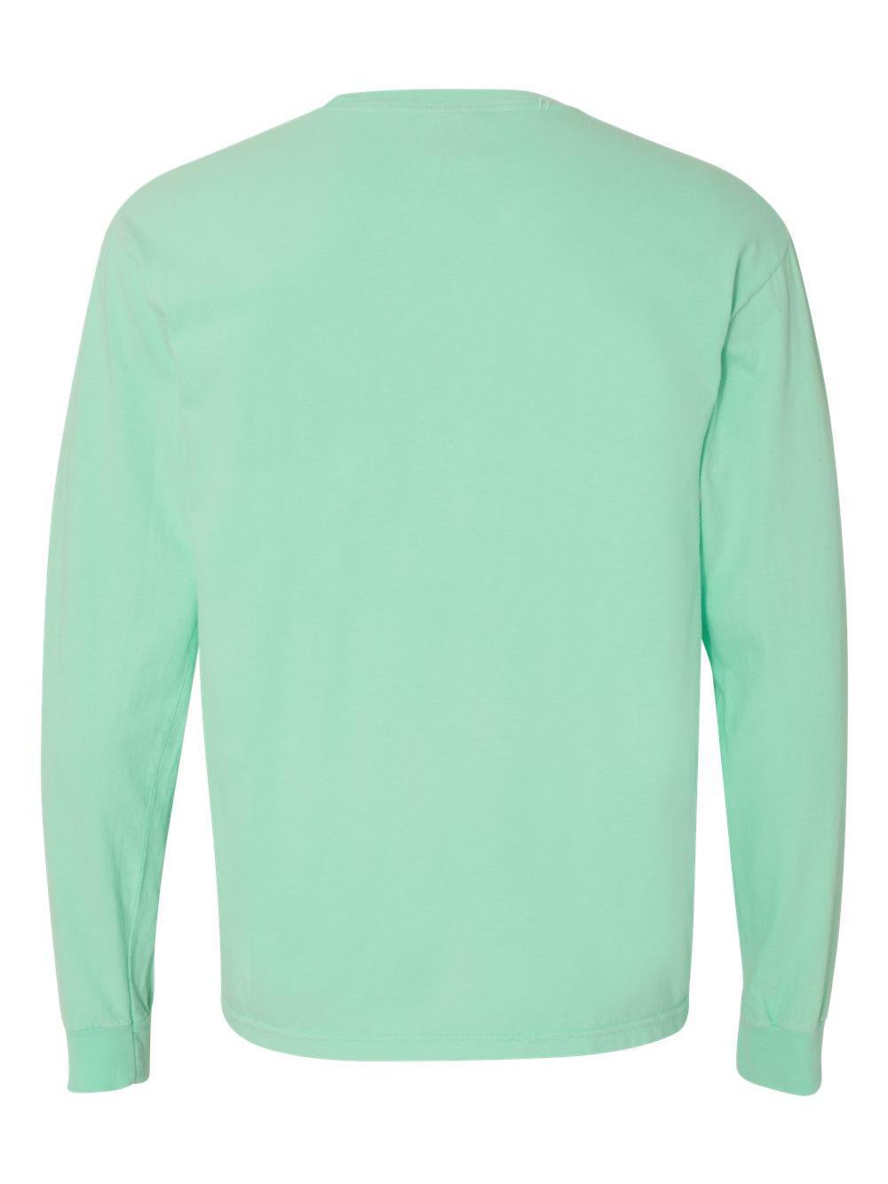 Comfort-Colors-Garment-Dyed-Heavyweight-Ringspun-Long-Sleeve-T-Shirt-6014 thumbnail 43